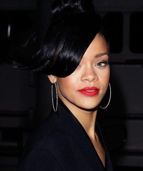 Rihanna at the Battleship premiere in Sydney, Australia