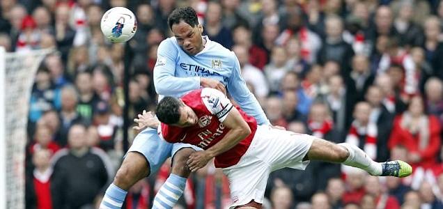 Manchester City's Joleon Lescott