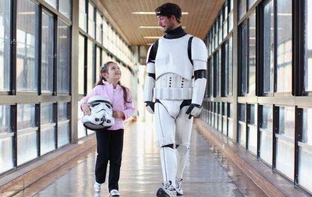 Jacob French, stormtrooper, troopertrek