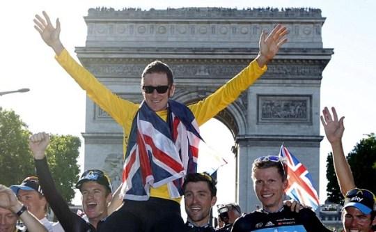 London 2012 Olympics road cycling