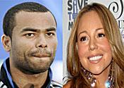 Mariah Carey and Ashley