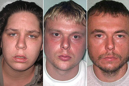 Tracey Connelly, Steven Barker and Jason Owen were sentenced earlier this year