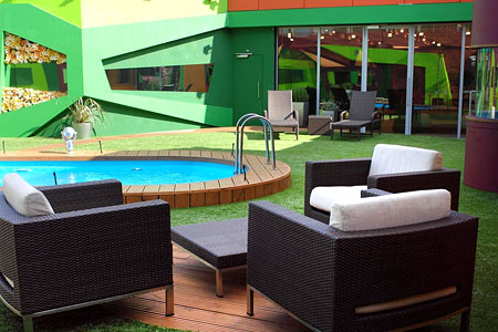 Big Brother house 9