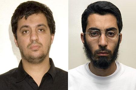 Bilal Abdulla and Mohammad Asha