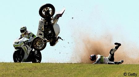 Checa crash 2