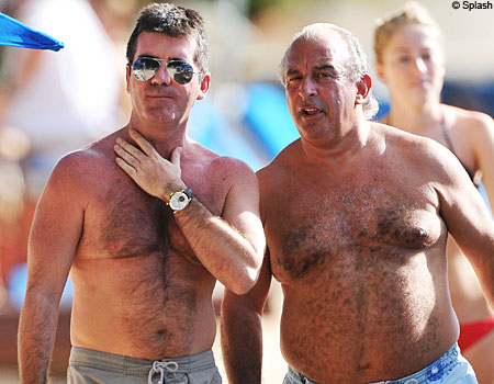 Billion pund double act for Cowell and Green?