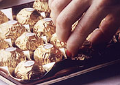 Yum, yum... Ferrero Rocher