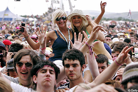 Meet someone special at a festival with our handy tips