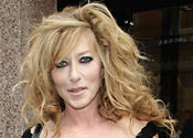 Kelly Hoppen has become the latest celebrity to be targeted by a violent jewellery mugger.
