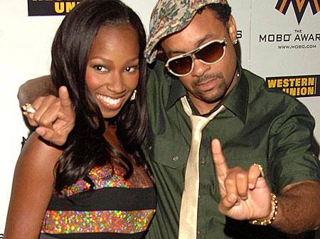 Mobo Shaggy and jamelia