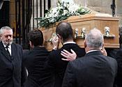 Jane Tomlinson funeral