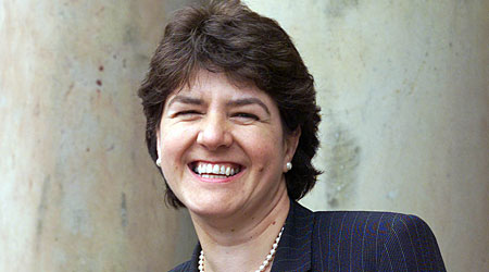 Jane Kennedy: 'stop the smears'