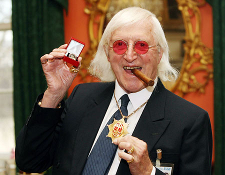 Jimmy Savile abused victims aged five to 75 in NHS hospitals, report reveals