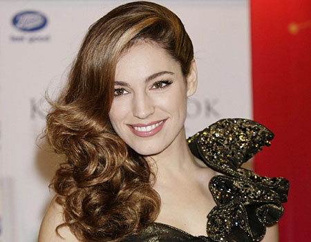 Kelly Brook Axed As Tv Talent Show Judge Metro News