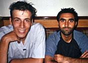 Anthony Garcia and Omar Khyam