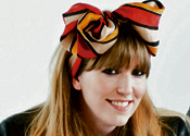 Singer Lindsay O'Mahony, 29, is one half of music duo Honey Ryder.