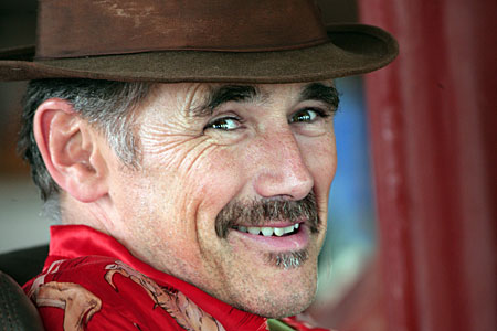 Mark his words: Rylance is an actor who divides opinion