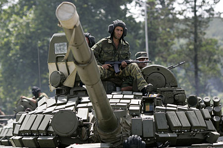 russian vehicle