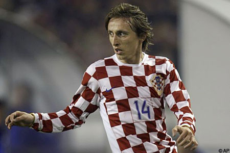 Luka Modric has had a year to adapt to the Premier League with Tottenham