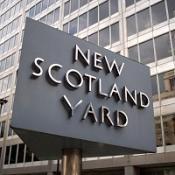 Scotland Yard are investigating