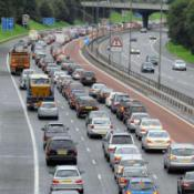 Roadworks will affect travellers