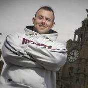 Simon Lannon plans to jog the length of the UK