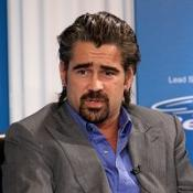 Colin Farrell stars in Triage which is being shown at Cannes