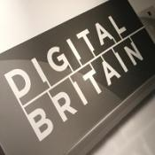 Lord Carter is unveiling his Digital Britain report