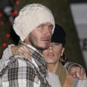 David and Victoria Beckham have received an apology from their former nanny