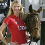 Jodie Kidd will play at the British Beach Polo Championships