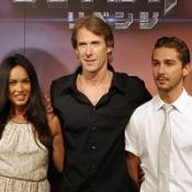 Michael Bay directed the Transformers sequel