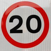 The CPRE said plans for speed limit signs could deface the countryside