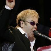 Elton John dedicated a song to Michael Jackson