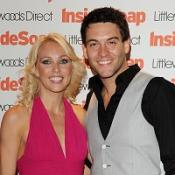 Camilla Dallerup and Kevin Sacre are getting married next July