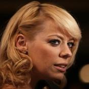 Liz McClarnon has said Kerry Katona is 'not OK'