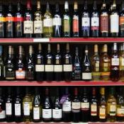 Alcohol should not be advertised on television before the watershed, charity said