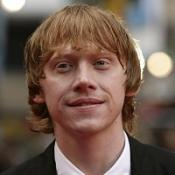 Rupert Grint had to take five days off filming after coming down with swine flu