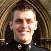 Corporal Lee Scott, from the 2nd Royal Tank Regiment, who was killed in Afghanistan.