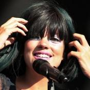 Lily Allen was among the final day acts
