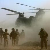 Defence Secretary raps 'defeatist' attitude of some in the UK over the Afghan campaign