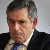 Gordon Brown is using Twitter to defend the NHS