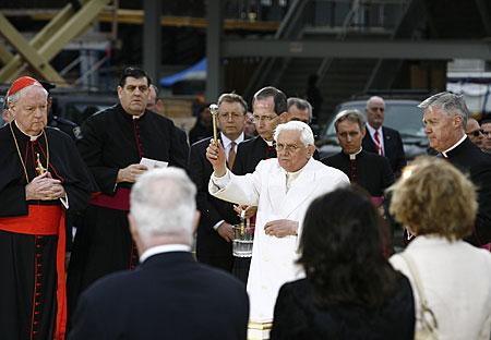 pope ground zero