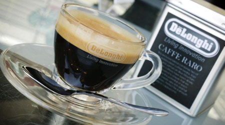 Rare coffee