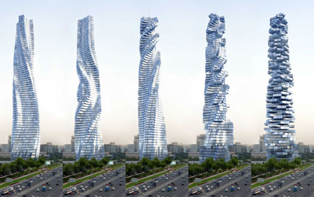 rotate tower