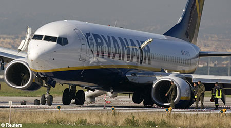 Ryanair is pulling flights from Manchester Airport
