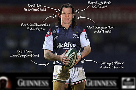 Ultimate rugby player