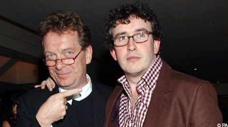 Tony Wilson & Steve Coogan: Brothers In Arms