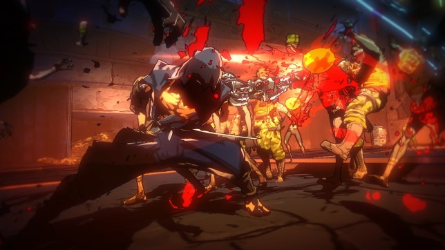 Yaiba: Ninja Gaiden Z (PS3) - ugly to look at, listen to, and play