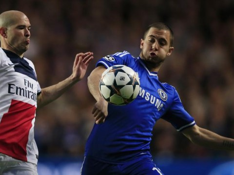 Marc Wilmots 'didn't advise' Chelsea's Eden Hazard to join Paris Saint-Germain