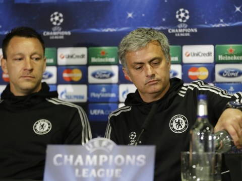 Chelsea boosted by return of John Terry, Eden Hazard and Samuel Eto'o for Atletico Madrid clash